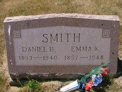 SMITH, EMMA KATHERINE - Cedar County, Iowa | EMMA KATHERINE SMITH