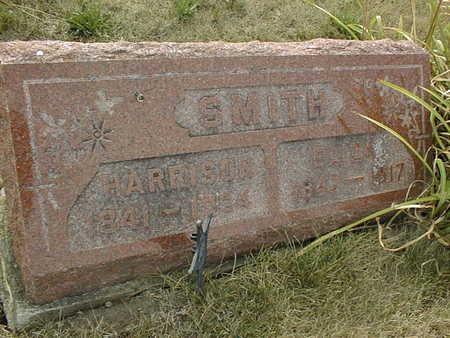 SMITH, ELIZA - Cedar County, Iowa | ELIZA SMITH