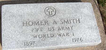 SMITH, HOMER ASA - Cedar County, Iowa | HOMER ASA SMITH