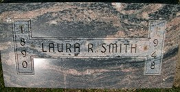 SMITH, LAURA REBECCA - Cedar County, Iowa | LAURA REBECCA SMITH