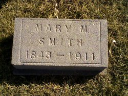 WARD SMITH, MARY M. - Cedar County, Iowa | MARY M. WARD SMITH