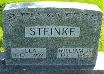 STEINKE, WILLIAM, JR. - Cedar County, Iowa | WILLIAM, JR. STEINKE