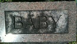 STUEHM, INFANT - Cedar County, Iowa   INFANT STUEHM