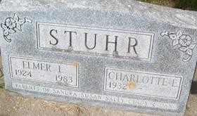 STUHR, ELMER L. - Cedar County, Iowa | ELMER L. STUHR