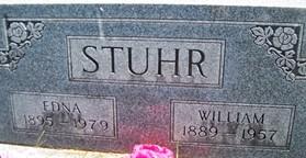 STUHR, WILLIAM - Cedar County, Iowa | WILLIAM STUHR
