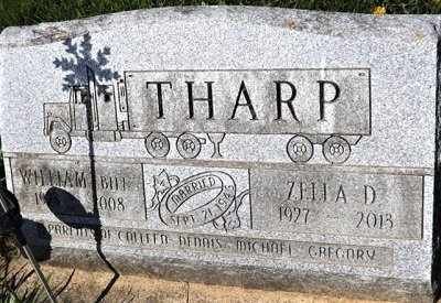 THARP, WILLIAM ROBERT