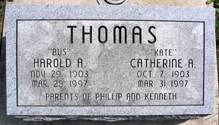THOMAS, CATHERINE A.