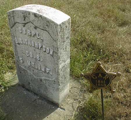 THOMPSON, DAVID R. - Cedar County, Iowa | DAVID R. THOMPSON