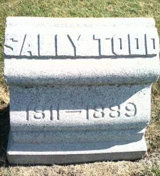 SMITH TODD, SALLY - Cedar County, Iowa | SALLY SMITH TODD