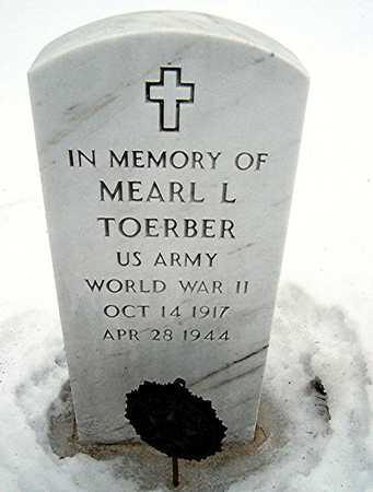 TOERBER, MEARL L. - Cedar County, Iowa | MEARL L. TOERBER