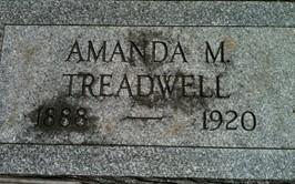 TREADWELL, AMANDA M. - Cedar County, Iowa | AMANDA M. TREADWELL