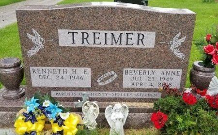 TREIMER, BEVERLY ANNE - Cedar County, Iowa | BEVERLY ANNE TREIMER