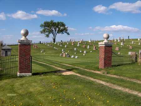 VAN HORN, CEMETERY - Cedar County, Iowa | CEMETERY VAN HORN