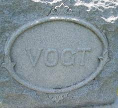VOGT, FAMILY MONUMENT - Cedar County, Iowa | FAMILY MONUMENT VOGT