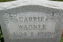 WAGNER, CARRIE - Cedar County, Iowa | CARRIE WAGNER