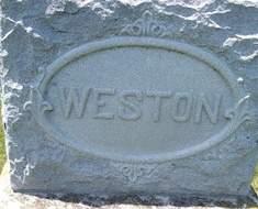WESTON, FAMILY MONUMENT - Cedar County, Iowa | FAMILY MONUMENT WESTON