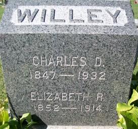 WILLEY, ELIZABETH R. - Cedar County, Iowa | ELIZABETH R. WILLEY