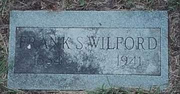 WILLFORD, FRANK S. - Cedar County, Iowa | FRANK S. WILLFORD