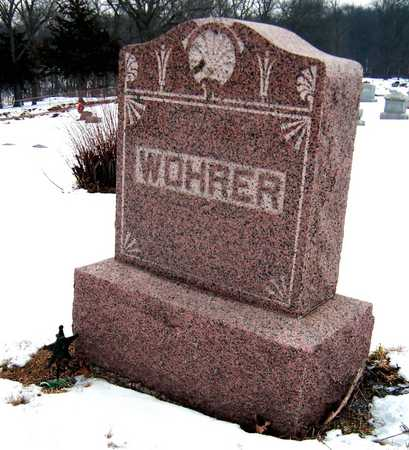 WOHRER, GEORGE H. - Cedar County, Iowa | GEORGE H. WOHRER
