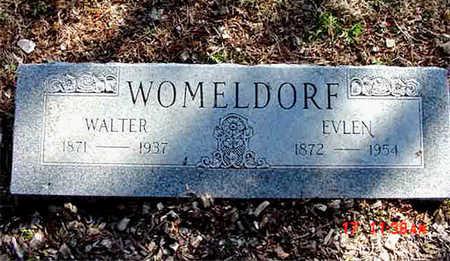 WOLMELDORF, WALTER B. - Cedar County, Iowa | WALTER B. WOLMELDORF