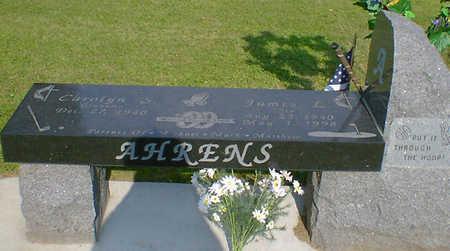 AHRENS, JAMES L. - Cerro Gordo County, Iowa | JAMES L. AHRENS