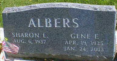 ALBERS, GENE F. - Cerro Gordo County, Iowa | GENE F. ALBERS