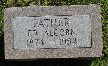 ALCORN, ED - Cerro Gordo County, Iowa | ED ALCORN