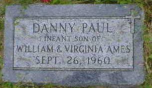 AMES, DANNY PAUL - Cerro Gordo County, Iowa   DANNY PAUL AMES