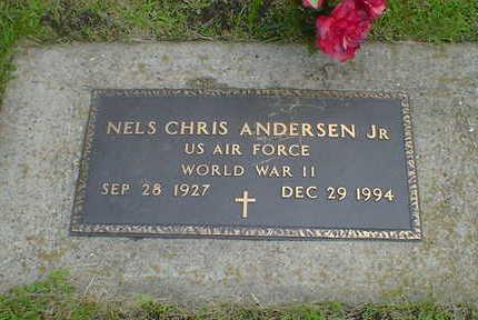 ANDERSEN, NELS CHRIS JR. - Cerro Gordo County, Iowa | NELS CHRIS JR. ANDERSEN