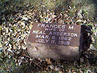 ANDERSON, FRANCIS M. - Cerro Gordo County, Iowa | FRANCIS M. ANDERSON