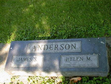 ANDERSON, HELEN M. - Cerro Gordo County, Iowa | HELEN M. ANDERSON