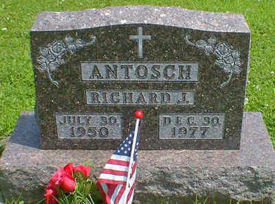ANTOSCH, RICHARD J. - Cerro Gordo County, Iowa | RICHARD J. ANTOSCH