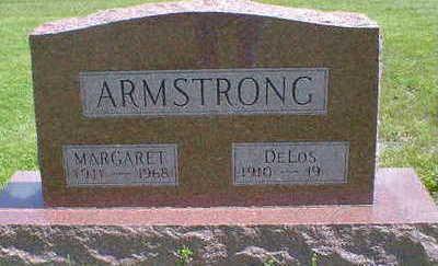 ARMSTRONG, MARGARET - Cerro Gordo County, Iowa | MARGARET ARMSTRONG