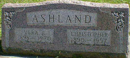 ASHLAND, VERNA I. - Cerro Gordo County, Iowa | VERNA I. ASHLAND