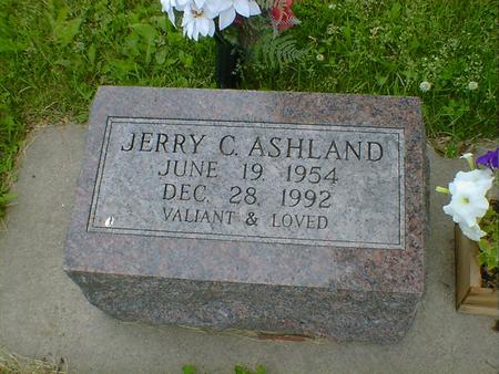 ASHLAND, JERRY C. - Cerro Gordo County, Iowa | JERRY C. ASHLAND