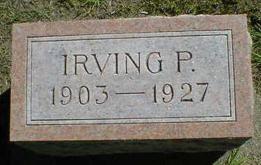 AXELSEN, IRVING P. - Cerro Gordo County, Iowa | IRVING P. AXELSEN
