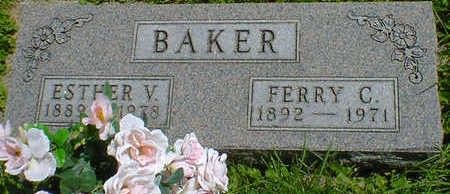 BAKER, FERRY C. - Cerro Gordo County, Iowa | FERRY C. BAKER