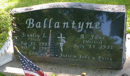 BALLANTYNE, STANLEY L.
