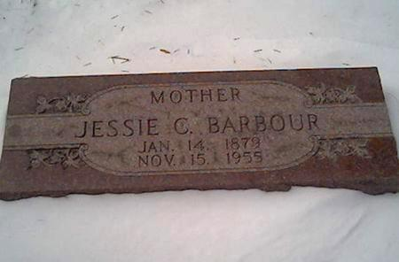 BARBOUR, JESSIE - Cerro Gordo County, Iowa | JESSIE BARBOUR