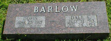 BARLOW, DALE E. - Cerro Gordo County, Iowa | DALE E. BARLOW