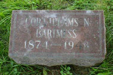 LAMSON BARTMESS, CORA H. - Cerro Gordo County, Iowa | CORA H. LAMSON BARTMESS