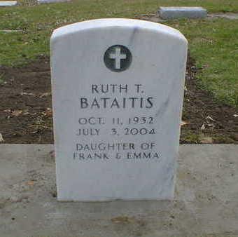 BATAITIS, RUTH T. - Cerro Gordo County, Iowa | RUTH T. BATAITIS