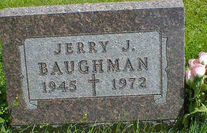 BAUGHMAN, JERRY J. - Cerro Gordo County, Iowa | JERRY J. BAUGHMAN