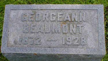 BEAUMONT, GEORGEANN - Cerro Gordo County, Iowa | GEORGEANN BEAUMONT