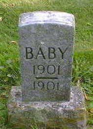 BELL, BABY - Cerro Gordo County, Iowa | BABY BELL
