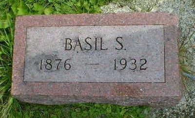 BERNER, BASIL S. - Cerro Gordo County, Iowa | BASIL S. BERNER