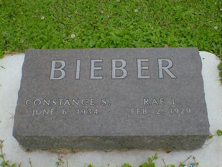 BIEBER, CONSTANCE S. - Cerro Gordo County, Iowa | CONSTANCE S. BIEBER