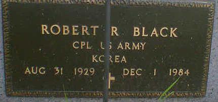BLACK, ROBERT R. - Cerro Gordo County, Iowa | ROBERT R. BLACK