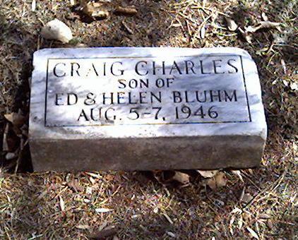 BLUHM, CRAIG CHARLES - Cerro Gordo County, Iowa | CRAIG CHARLES BLUHM