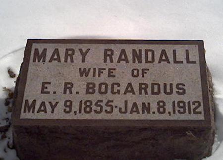 BOGARDAS, MARY - Cerro Gordo County, Iowa | MARY BOGARDAS